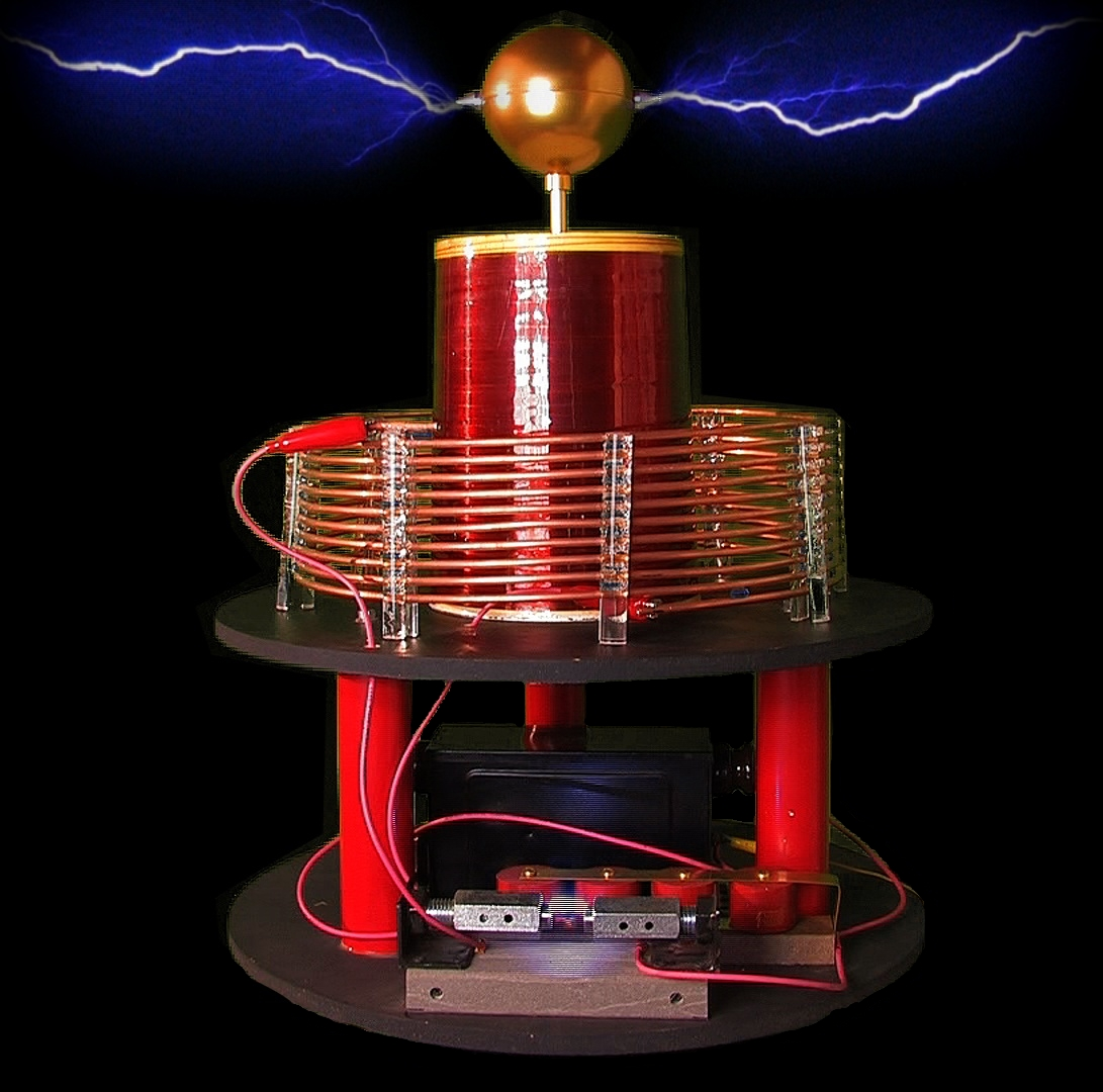 The Tesla Coil Designer